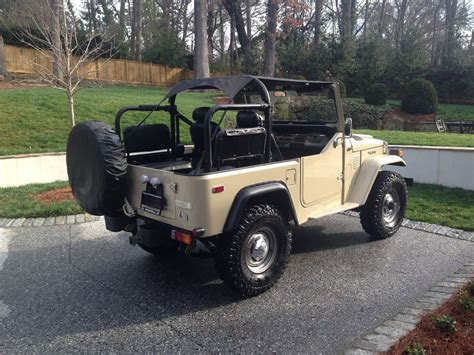 1981 Toyota Land Cruiser 1981 Toyota Land Cruiser Fj40 Clean H Land Cruiser Of