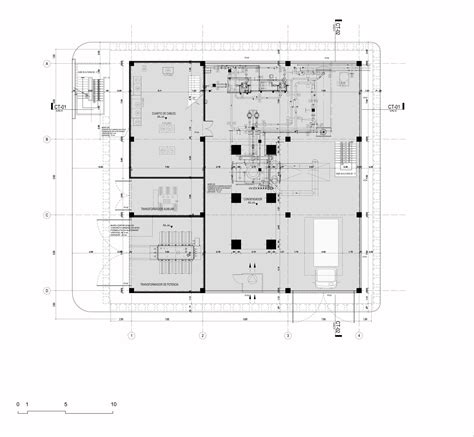 electrical floor plan sle gallery of argos building for an electrical generator at