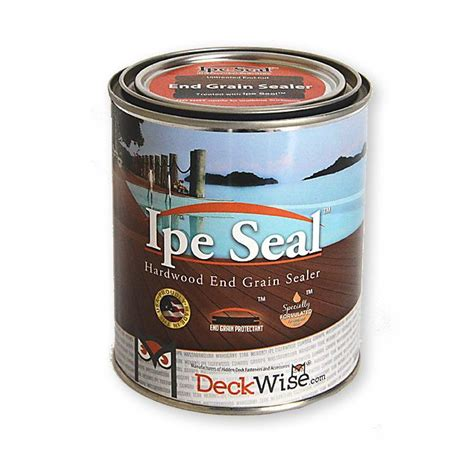 deckwise ipe  grain sealant