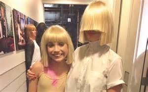 Clara Chandelier Maddie Ziegler And Sia Newhairstylesformen2014 Com