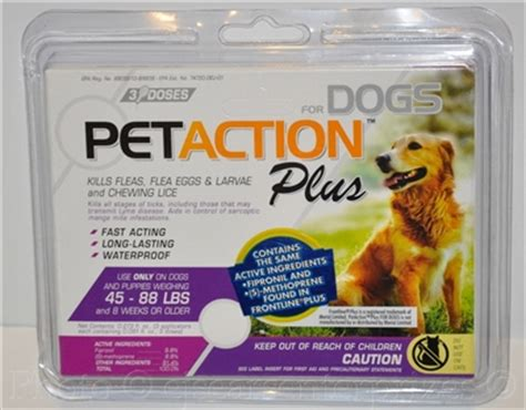 omeprazole for dogs petaction plus for dogs large dogs 45 88 lbs pet supplies