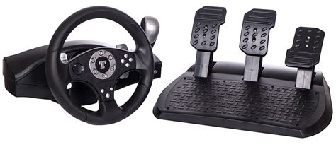Steering Wheel For Xbox 360 With Gear Stick A Review Of The Thrustmaster Rgt Pro Clutch Steering Wheel