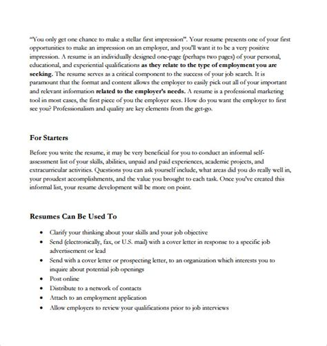 resume cover sheet exles sle resume fax cover sheet 8 documents in word pdf