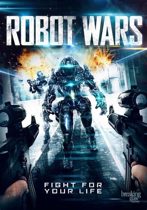 film robot trailer robot wars movie trailer teaser trailer