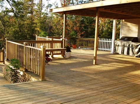 outdoor deck pictures and ideas
