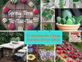 outdoor patio decor image gallery homemade garden decor