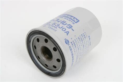Nissan Filter 1 nissan genuine filter part 15208 53j0a nissan race shop