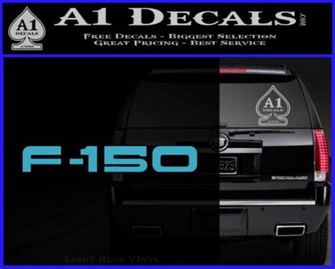 Decal Dtracker 150 2015 Kd 1 ford f 150 decal sticker dr 187 a1 decals