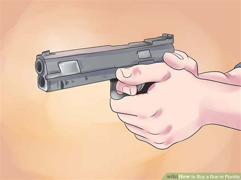 Fdle Background Check Gun Purchase 3 Ways To Buy A Gun In Florida Wikihow