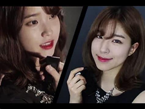 tutorial makeup iu iu 아이유 inspired makeup tutorial my old story 나의 옛날 이야기