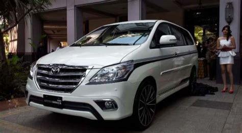 daftar lengkap tipe dan harga toyota kijang innova harga mobil bekas innova terbaru hargamobiloke com