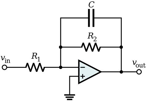 low pass filter circuits op what s the difference between these two low pass filter types electrical engineering