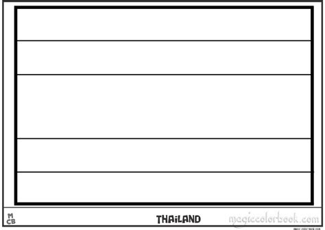 Flag Coloring Pages Free Thailand Flag Free Coloring Pages by Flag Coloring Pages Free