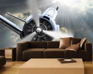Aircraft Wall Murals Popular Items For Fighter Aircraft On Etsy