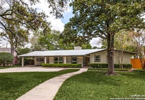 mid century style home 12 mid century san antonio homes for sale that snap mad