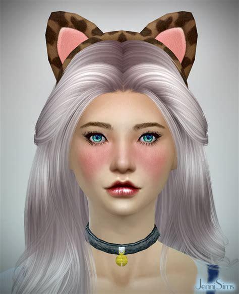 jennisims downloads sims 4 new mesh accessory hair bow jennisims downloads sims 4 new mesh accessory kitty headband