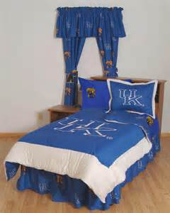 university of kentucky comforter kentucky wildcats bedding sets
