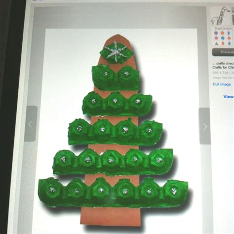 4h christmas tree from old egg carton 15 best images about homeschooling bible on testament sunday school and lego
