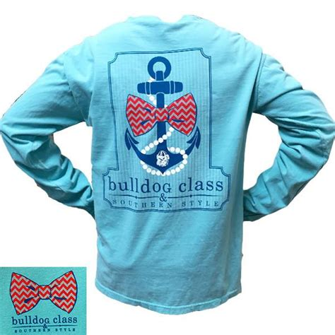 southern comfort colors georgia bulldogs southern class anchor comfort colors