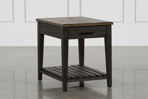 living spaces end tables foundry end table living spaces