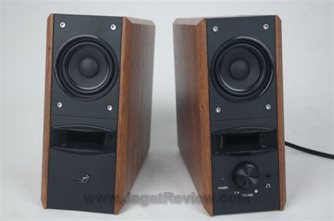 Speaker Subwoofer Biasa genius sp hf800 pro speaker meja yang elegan jagat review