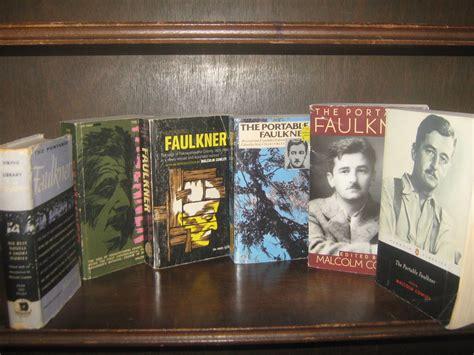 The Portable Faulkner for of books william faulkner news from the san