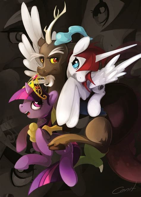 discord help twilight discord and lauren f by cenit v on deviantart