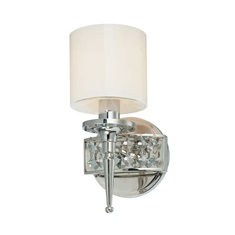 crystal bathroom sconce lighting troy lighting b1921pn collins bathroom sconce atg stores