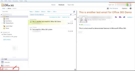 Office 365 Tasks How To Create And Use Tasks In Microsoft Office 365