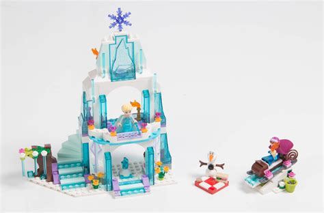 Lego 41062 Frozen lego frozen elsa s sparkling castle 41062 review