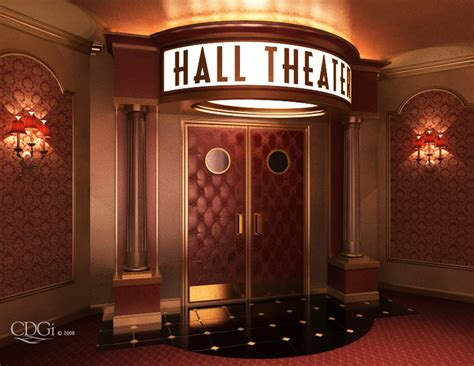 Cinema Home Decor Home Nations Home Entrance Lobby Design