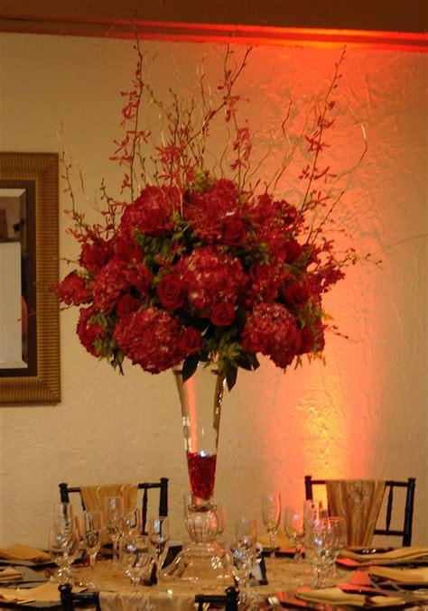 hydrangea reception wedding flowers wedding decor