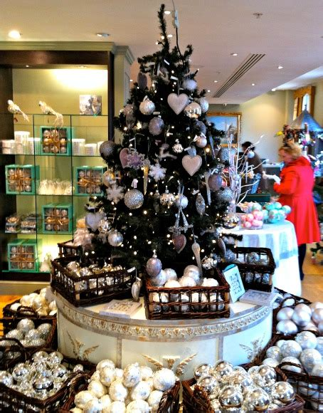 fortnum and mason tree decorations shopping tips and gift ideas april j harris