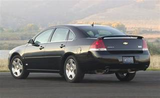 2009 Chevrolet Impala Ss Car And Driver