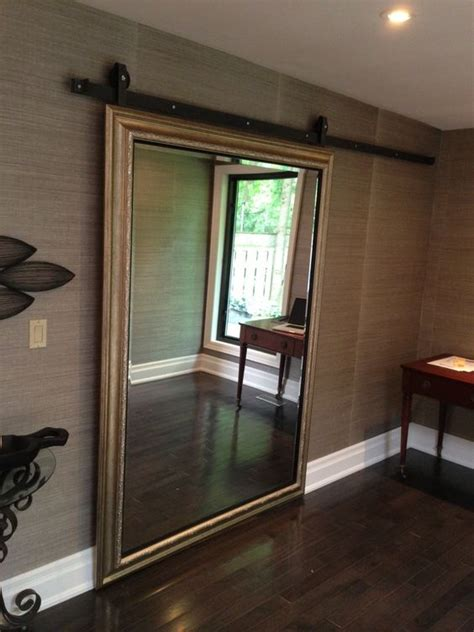 Closet Mirror Sliding Door 20 Mirror Closet And Wardrobe Doors Ideas Shelterness