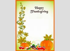 Free Thanksgiving Borders - Happy Thanksgiving Border Clip Art Harvest Clip Art Black And White