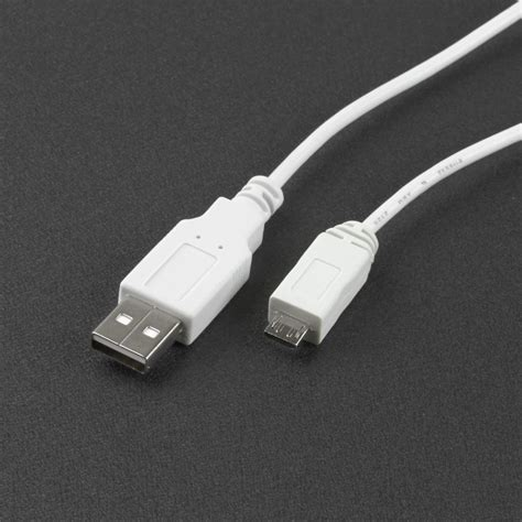Kabel Data Disk Usb 30 60cm a an micro b weiss flexibel usb 2 0 kabel micro usb
