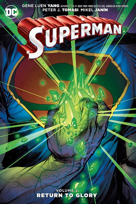 dec160390 superman tp vol 02 return to glory previews world