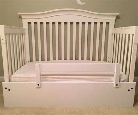 how to convert a crib into a bed 90 how to convert a crib into a toddler bed