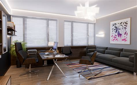 Personal Interior Designer by Personal Office Room On Behance