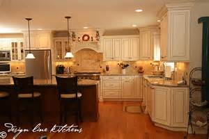 Kitchen Cabinets Brick Nj Traditionl Staggered Height Cabinets Brick Nj By Design Line Kitchens