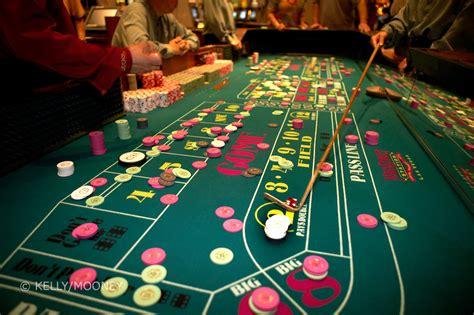 the craps table in las vegas casino gail mooney