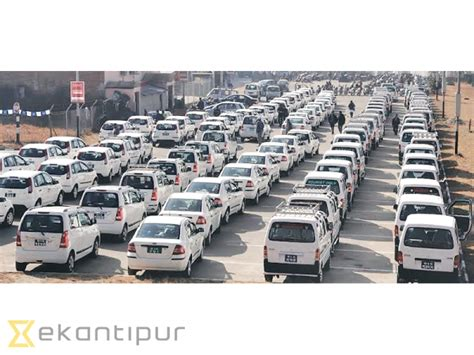 Ktm Post New Taxis In Kathmandu Likely By Mid October Money The