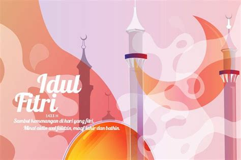template lop lebaran psd kartu lebaran 2012 idulfitri eidmubarak design