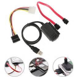 Kabel Usb 3 0 To Ide Sata usb 2 0 adapter kabel auf zu sata ide pata f 252 r