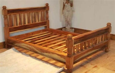 real wood beds solid wood bed solid beech walnut oiled solid wooden bed