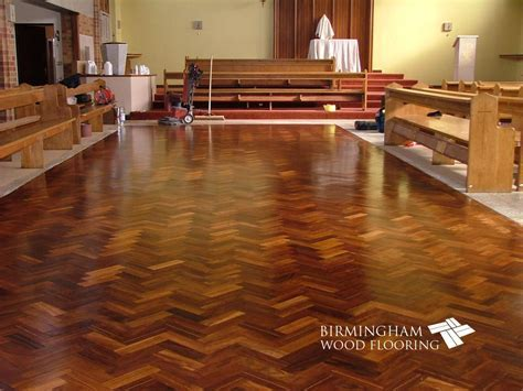 Church Wood Flooring   Birmingham Floor Sanding Birmingham