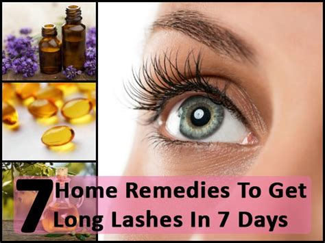 7 home remedies to get lashes in 7 days boldsky
