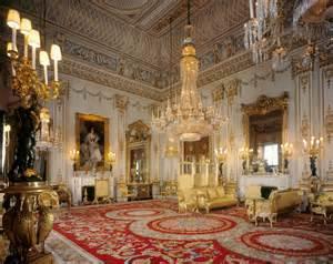 take a peek inside s buckingham palace see where