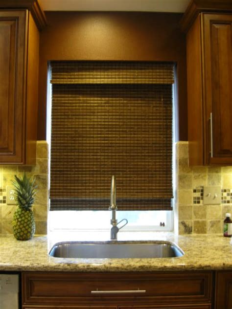 blinds for kitchen window sink best window treatments for your kitchen window factory